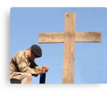 Prayers Answered Canvas Print