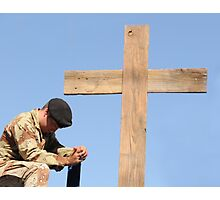 Prayers Answered Photographic Print