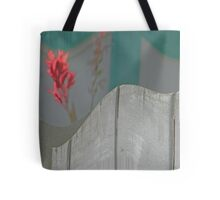 Red Pops Out Tote Bag