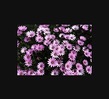 Pretty Pink African Daisies (Osteospermum) Womens Fitted T-Shirt