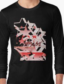 Red Stars Long Sleeve T-Shirt