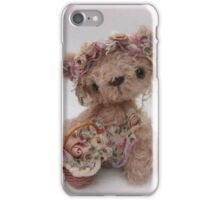 Autumn - Handmade bears from Teddy Bear Orphans iPhone Case/Skin