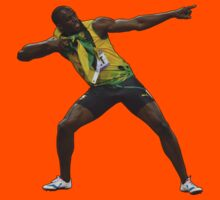 Usain Bolt Tribute by ilmagatPSCS2