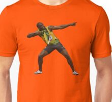 Usain Bolt Tribute Unisex T-Shirt