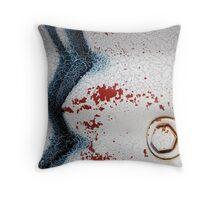 Cool Abstact Throw Pillow