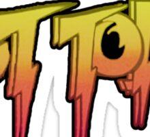 Hot Todd Sticker