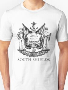 South Shields Coat of Arms II Unisex T-Shirt