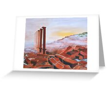 The Solway Viaduct Greeting Card