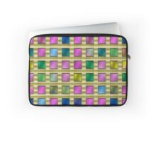 color and pattern flash Laptop Sleeve