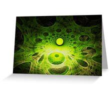 ©Taimiti Creations Designs -Emerald Pearl Greeting Card