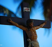 Jesus of Nazareth by iamYUAN