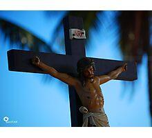Jesus of Nazareth Photographic Print