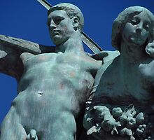 Labour and Wealth, Budapest by wiggyofipswich