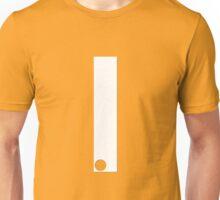 I White Unisex T-Shirt
