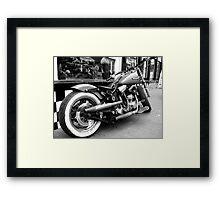 Hardly Robinson 2 Framed Print