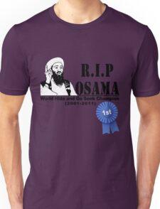 RIP OSAMA Unisex T-Shirt