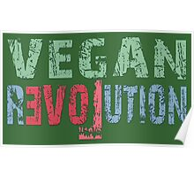 VEGAN EVOLUTION in Love Poster