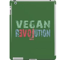 VEGAN EVOLUTION in Love iPad Case/Skin