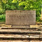 JFK Memorial Runnymede by Chris Day