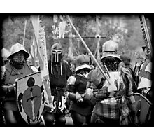 ~ On the March ~ Photographic Print