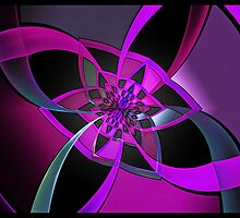 Purple Portal by Pam Amos