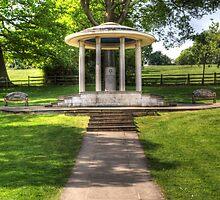 Magna Carta Memorial by Chris Day