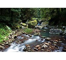 Caves Creek Photographic Print