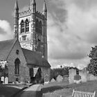 St Andrew's Church, Farnham, Surrey, UK. by relayer51