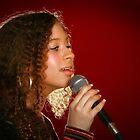 The Singer Sings by Graham Jones