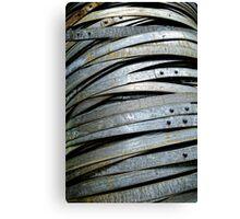 Barrel hoops. Canvas Print