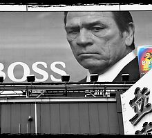 Autumn in Japan:  Tommy Lee Jones - Boss of the Bad-Asses by Jen Waltmon