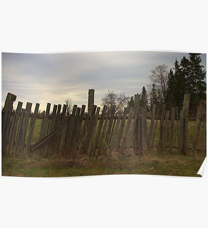 The Fence....................... Poster