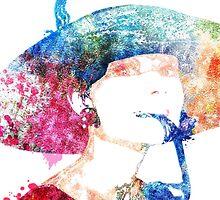 Audrey Hepburn by Heaven7