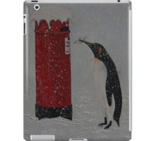 Penguin Post iPad Case/Skin
