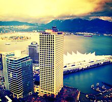 Vancouver's Magic Charm no. 4 by Anna Lisa Vegter
