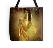 Lady of the Vine Tote Bag