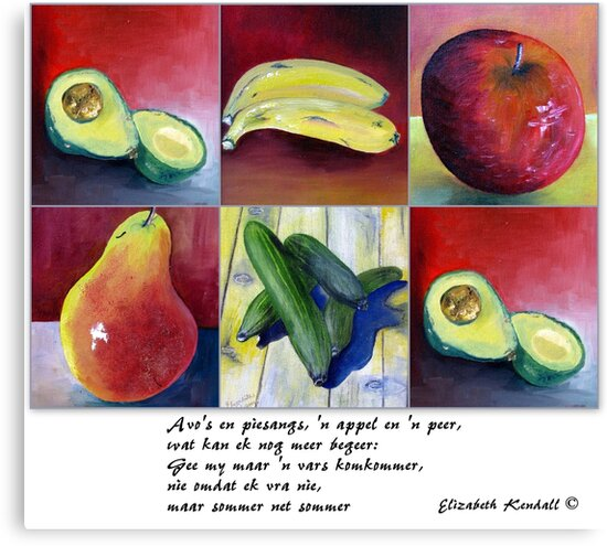 Gesondheid! by Elizabeth Kendall