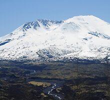 Mt. St. Helens by Jonice