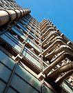 Lloyds Building, London by Robert Dettman