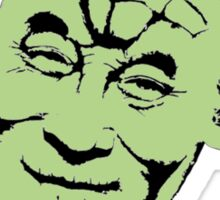 Dalai Yoda Sticker
