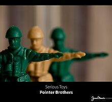 Serious Toys - Pointer Brothers by Jouko Mikkola