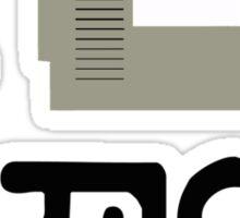 I Heart NES Sticker