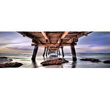 Vanishing Point Panorama Photographic Print