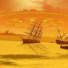 Timeless mariners by Kanaa
