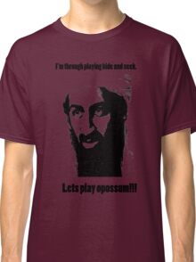 Bin Laden 1 Classic T-Shirt
