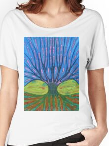 Warm Tree Women's Relaxed Fit T-Shirt