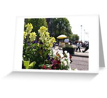 Lytham in Spring Greeting Card