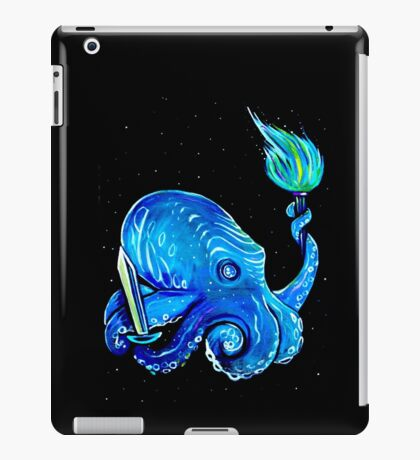 RPG Octopus iPad Case/Skin