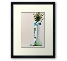Indian Ethnic Jewelery Framed Print