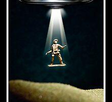 Serious Toys - UFO by Jouko Mikkola